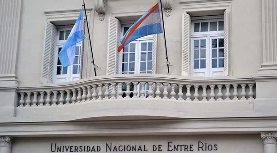 Foto institucional de la Universidad Nacional de Entre Ríos
